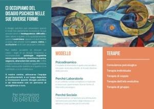 brochure psicoterapia a roma