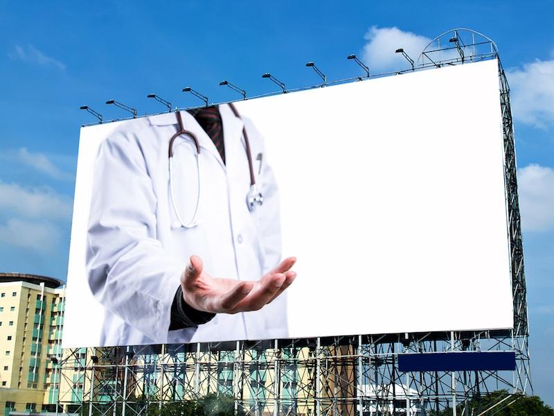 dottore-cartellone